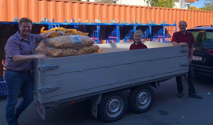 """Kartoffel-Kommando"" begeistert unsere Kunden"