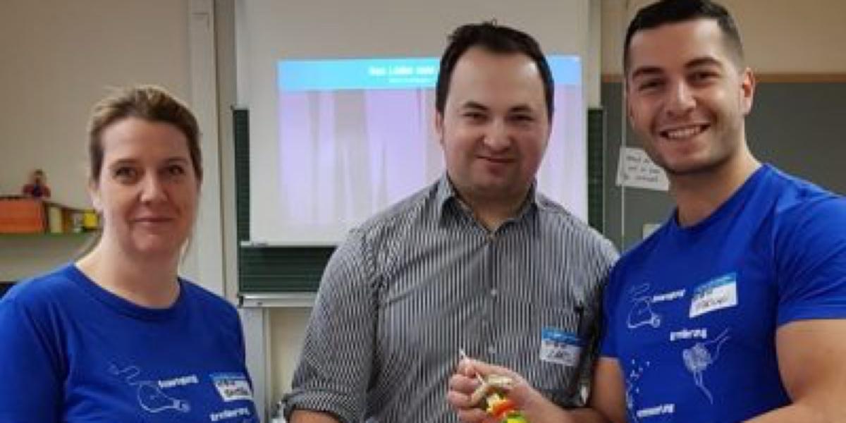 Gesunde Ernährung in den Schulen lernen