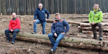 Wie in Büren ab dem 1. Mai durch sportliche Bewegung neuer Wald wächst