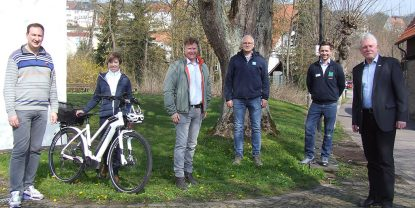 Im Frühjahr entsteht in Marsberg durch sportliche Betätigung ein neuer Wald